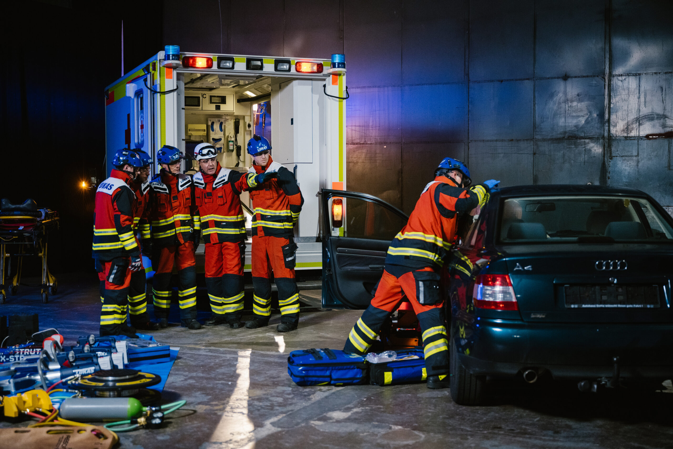 EXTRICATION PLANNING