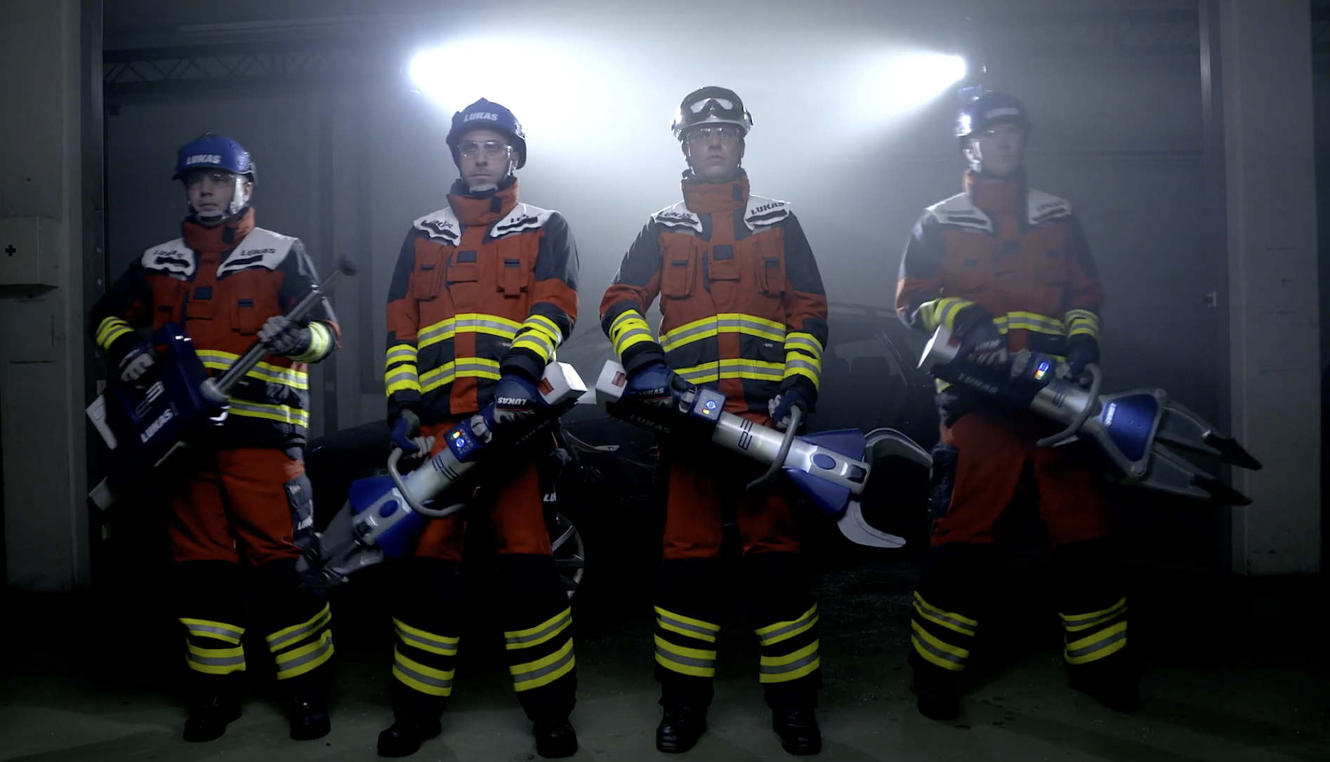 ARE YOU READY FOR THE NEXT LEVEL OF RESCUE OPERATIONS?